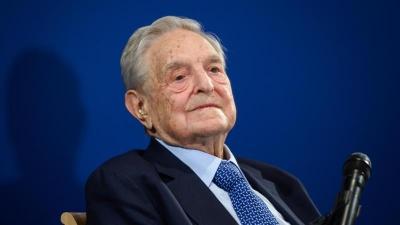 Soros: Δωρεά 1 εκατ. ευρώ στη Βουδαπέστη, για τη μάχη κατά του κορωνοϊού