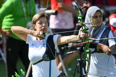 Ολυμπιακοί Αγώνες: 6η πρόκριση στην τοξοβολία για την Ψάρρα