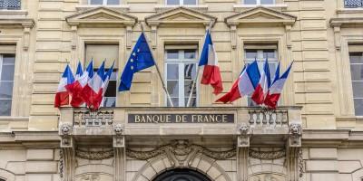 Γαλλία: Ύφεση 10,3% το 2020, ανάκαμψη 6,9% το 2021 προβλέπει η Banque de France