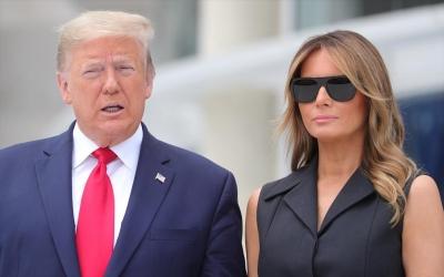 ΗΠΑ: Η Melania Trump «σπάει» τη σιωπή της μετά την επίθεση στο Καπιτώλιο
