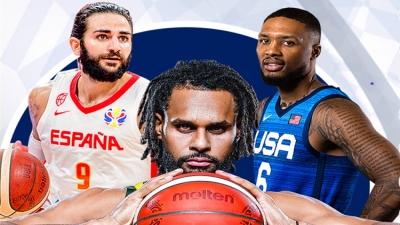 FIBA: Φαβορί για το χρυσό στους Ολυμπιακούς Αγώνες η Αυστραλία!