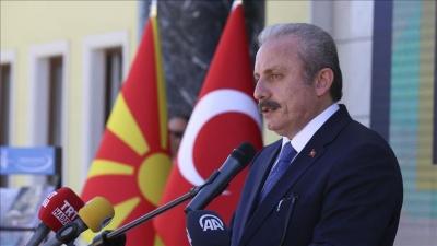 Ένθερμη υποστήριξη της Τουρκίας στη Βόρεια Μακεδονία για ένταξη στο ΝΑΤΟ