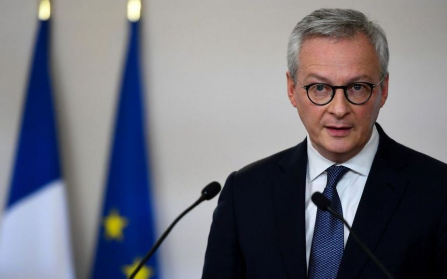 Le Maire (ΥΠΟΙΚ Γαλλίας): Καλή είδηση η αλλαγή στάσης των ΗΠΑ για τη φορολόγηση των ψηφιακών γιγάντων