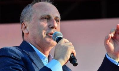 Τουρκία: Προεκλογική συγκέντρωση του Ince στην Άγκυρα - Κάλεσε τον Erdogan σε τηλεμαχία