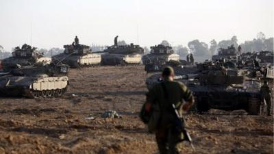 Ο ισραηλινός στρατός προειδοποιεί τη Χαμάς εναντίον της κλιμάκωσης της βίας