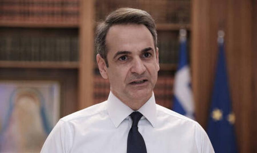 Ο Κυριάκος Μητσοτάκης μίλησε με τον καθηγητή του Yale, Νίκο Χρηστάκη, για τον COVID-19