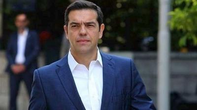 Τσίπρας για Κυπριακό: Απαράδεκτη κάθε πρόταση για δύο κράτη ή συνομοσπονδία