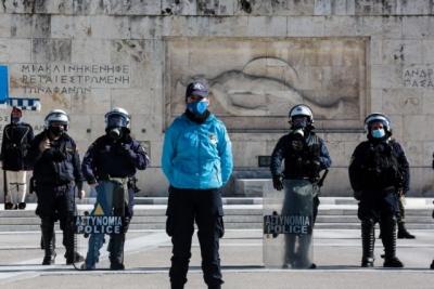 Αντιδράσεις ΣΥΡΙΖΑ, ΚΚΕ για την απαγόρευση δημόσιων συναθροίσεων άνω των 100 ατόμων