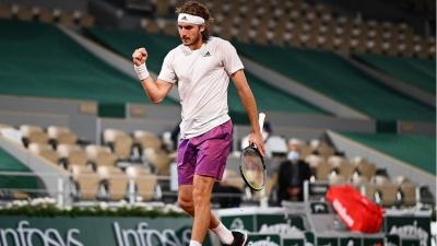 Roland Garros: Τα ποσοστά που συγκέντρωσε ο ημιτελικός του Τσιτσιπά
