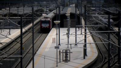 Δημοπρατείται από την ΕΡΓΟΣΕ τον Οκτώβριο η β' φάση του έργου για τον σιδηροδρομικού σταθμού Αθηνών