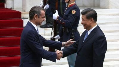 Μήνυμα Xi Jinping - Μητσοτάκη για ενίσχυση των κινεζικών επενδύσεων στην Ελλάδα - Οι 16 συμφωνίες, στο επίκεντρο Cosco, τράπεζες, εμπόριο