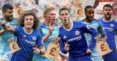 FIFA – Έρευνα: «Ζαλίζουν» τα χρηματικά ποσά της δεκαετίας με Μάντσεστερ Σίτι και Τσέλσι στην κορυφή της λίστας!