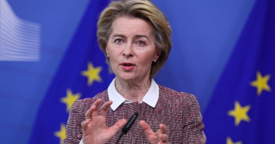 Von der Leyen κατά Τουρκίας: Η βία κατά των γυναικών δεν είναι ανεκτή