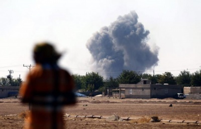Τουλάχιστον τέσσερις νεκροί από την έκρηξη παγιδευμένου αυτοκινήτου στα σύνορα Συρίας - Τουρκίας