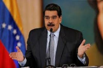 Βενεζουέλα: O πρόεδρος Maduro ζητά 5 δισ. δολ. από το ΔΝΤ για την αντιμετώπιση του κορωνοϊού