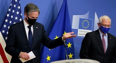Borrell (ΕΕ) - Βlinken (ΗΠΑ): Στρατηγικά συμφέρουσα η συνεργασία με την Τουρκία