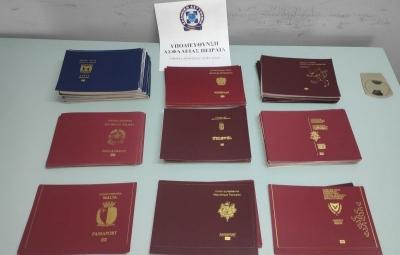 Σπείρα αλλοδαπών πουλούσε διαβατήρια για 1.000 ευρώ