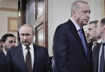 FT: Η Τουρκία βάζει φωτιά στον Καύκασο και αμφισβητεί την ηγεμονία της Ρωσίας