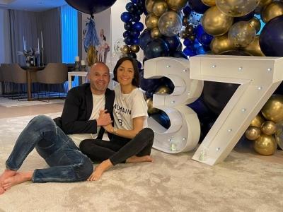 Αντρές Ινιέστα: «Ριζώνει» για άλλα 2 χρόνια στην Ιαπωνία και στη Vissel Kobe, ο πρώην σταρ της Μπαρτσελόνα - Το «φρέσκο» deal την ημέρα των γενεθλίων του με τη Rakuten