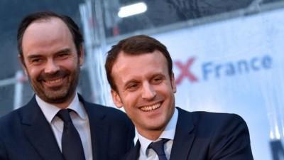 Γαλλία: Στο ναδίρ η δημοτικότητα Macron έναντι του Philippe - Εντείνονται οι φήμες για απομάκρυνση του