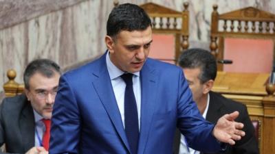 Κικίλιας σε αντιπολίτευση: Προσοχή και υπευθυνότητα στο πως παρακινείτε τους συμπολίτες στην Αττική - Η κατάσταση είναι επιβαρυμένη