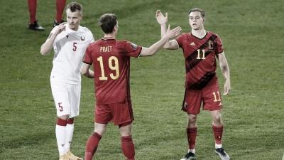 Προκριματικά Παγκοσμίου Κυπέλλου, 5ος όμιλος: Συνεχίζει ακάθεκτο το Βέλγιο – Δεν τα κατάφερε η Ουαλία (video)