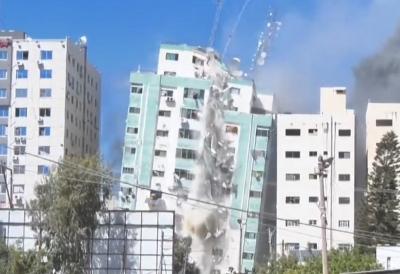 Associated Press: Σοκαρισμένοι και τρομοκρατημένοι από τον ισραηλινό βομβαρδισμό