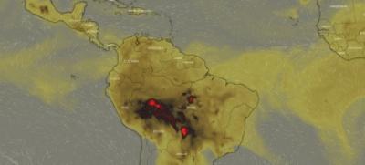 Βραζιλία: Οι ΗΠΑ δεν έχουν στείλει βοήθεια για την κατάσβεση των πυρκαγιών στον Αμαζόνιο