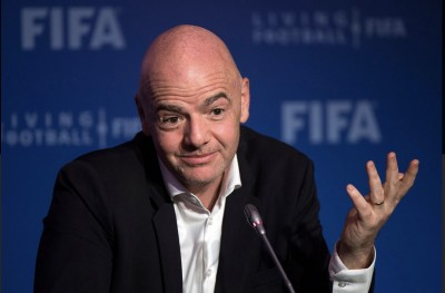 Αντιμέτωπος με την ελβετική δικαιοσύνη ο πρόεδρος της FIFA - Κατηγορείται για διαφθορά