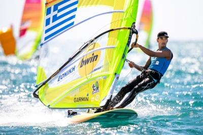 Ιστιοπλοΐα: Έχασε για 2 βαθμούς ποινής τη medal race ο Κοκκαλάνης, ολοκλήρωσε τη συμμετοχή του στην 11η θεση