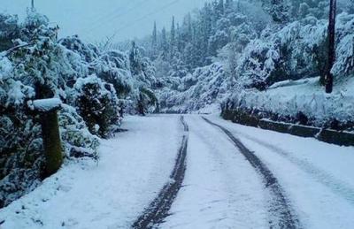 Κακοκαιρία «Μήδεια»: Αναμένονται χιόνια και στην Αττική – Πού χρειάζονται αλυσίδες - Σύσκεψη στην Πολιτική Προστασία
