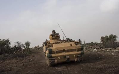 Η Τουρκία εισήγαγε γερμανικά όπλα αξίας 184 εκατ. ευρώ μεταξύ Ιανουαρίου – Απριλίου 2019