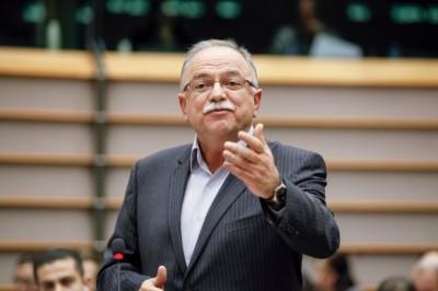 Παπαδημούλης (ευρωβουλευτής -  GUE/NGL): Να επιβληθούν κυρώσεις στην Τουρκία στη Σύνοδο Κορυφής της 10ης Δεκεμβρίου