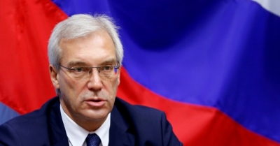 Grushko (Ρωσία): Καλούμε Ελλάδα και Τουρκία σε διάλογο με βάση τη Σύμβαση του ΟΗΕ