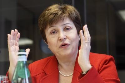 Το σκάνδαλο με την Georgieva κλονίζει το ΔΝΤ - Δεν έχει ληφθεί απόφαση αν θα παραμείνει ή όχι