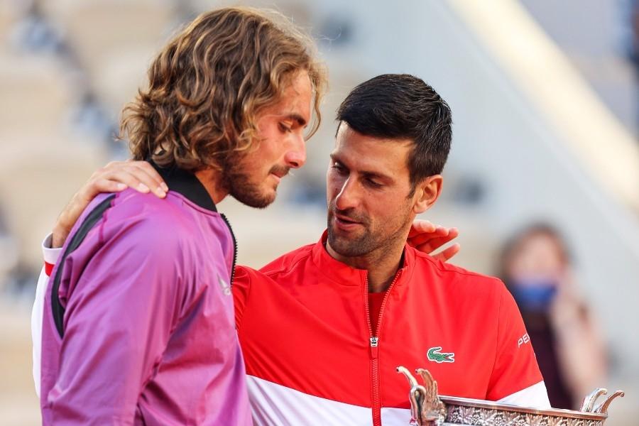 Roland Garros: «Έχασε» την γιαγιά του πριν τον τελικό ο Τσιτσιπάς!