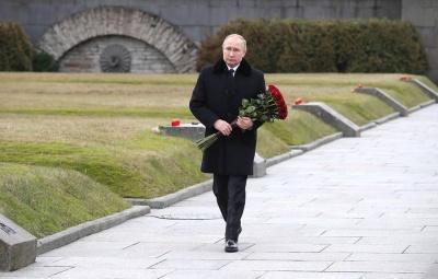 Λιτή η 75η «Ημέρα Νίκης« των Ρώσων κατά των Ναζί - Putin: Όταν η Ρωσία είναι ενωμένη είναι ανίκητη