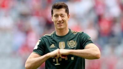 BUNDESLIGA: Σαρωτική η Μπάγερν «διέσυρε» με 7-0 την Μπόχουμ – Νέο ρεκόρ για Λεβαντόφσκι! (video)