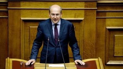 Χατζηδάκης (υπ. Εργασίας): Δεν θα γίνει ποτέ αποδεκτή η αδιαφορία απέναντι στους πολίτες