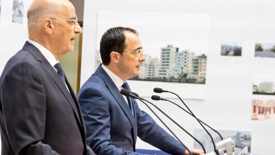 Χριστοδουλίδης (ΥΠΕΞ Κύπρου): Η ΕΕ θα πρέπει να αντιδράσει άμεσα και αποφασιστικά στις τουρκικές προκλήσεις