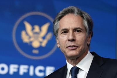 Blinken (ΥΠΕΞ ΗΠΑ): Στο τραπέζι τόσο η πίεση όσο και η διπλωματία απέναντι στη Βόρεια Κορέα