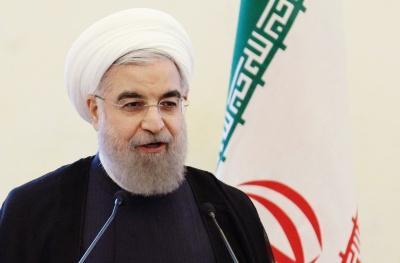 Rouhani (Ιράν): Οι ΗΠΑ κάνουν ψυχολογικό πόλεμο - Παραμένουμε στη συμφωνία και ξεκινάμε συνομιλίες με ΕΕ, Ρωσία και Κίνα