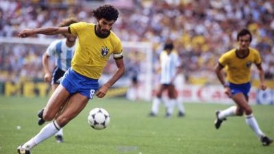 Μουντιάλ 1982: Ο αποκλεισμός της Βραζιλίας και ο… αμετανόητος Σόκρατες