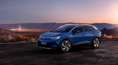 To VW ID.4 είναι ένα παγκόσμιο ηλεκτρικό αυτοκίνητο!