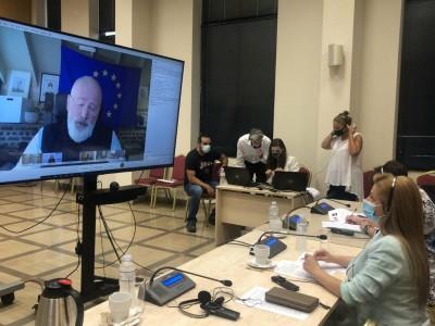EE: Στο επίκεντρο η Ευρωπαϊκή Πράσινη Συμφωνία και η Κοινή Αγροτική Πολιτική