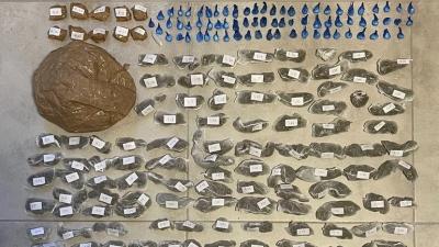 Σε πέτρινο τοίχο έκρυβε ναρκωτικά 45χρονος – Μέλος μεγάλου κυκλώματος που τα διακινούσε στη Μύκονο