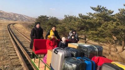 Με... καρότσι έφυγαν από τη Βόρεια Κορέα Ρώσοι διπλωμάτες - Τι συνέβη στην Πιονγκγιάνγκ
