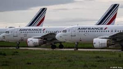 Γαλλία: Συμφωνία με την Κομισιόν για την αναχρηματοδότηση χρέους της Air France - ΚLM