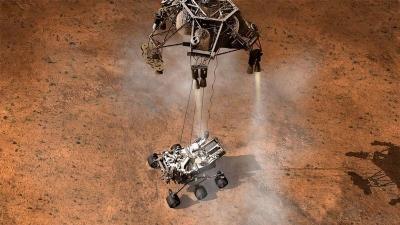 Τα «7 λεπτά τρόμου» που περιμένουν το Perseverance πριν προσεδαφιστεί στον Άρη