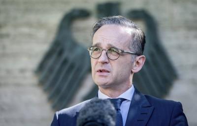 Γερμανός ΥΠΕΞ: Η ακροδεξιά τρομοκρατία είναι ο μεγαλύτερος κίνδυνος για τη χώρα μας